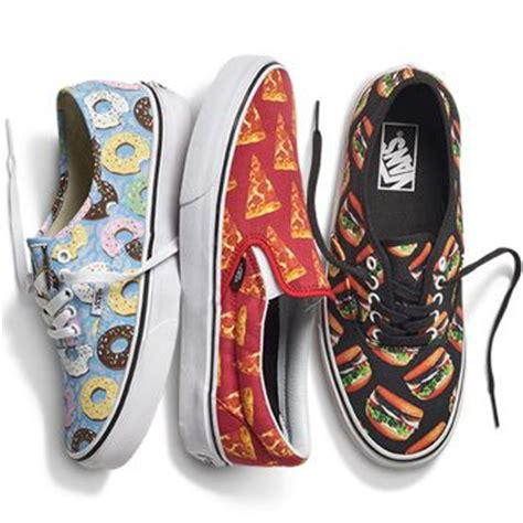 patterned vans for sale curb your food cravings with the late night pack by vans