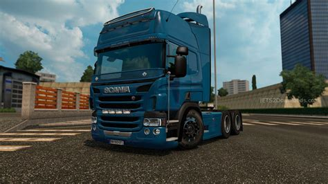 p g series cabs for scania rjl v2 5 truck