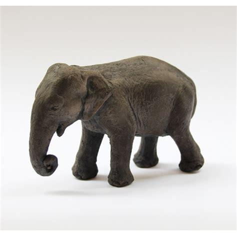 ceramic elephant zsuzsa monostory