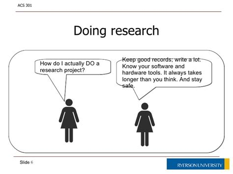 Project Research by How To Do A Research Project