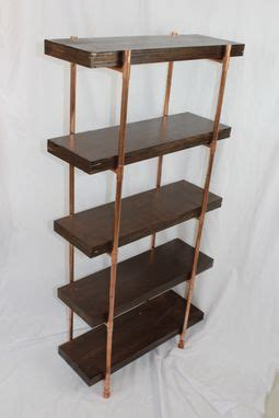 buy hand crafted hickory stained birch plywood copper