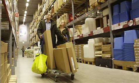 ikea pickup in store ikea bucks retail trend business the guardian