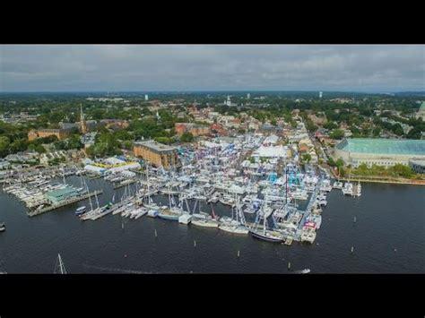 annapolis boat show video 2016 annapolis sailboat show youtube