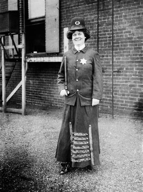 'The Woman Cop (A Dream)': Suffragette Imagines Being