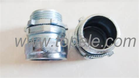 emt conduit and fittings steel compression connector ul