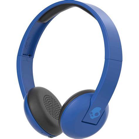 Headset Bluetooth Gblue skullcandy s5urjw 546 uproar wireless bluetooth headphones blue