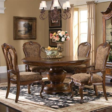 traviata  piece  dining table set  largo french