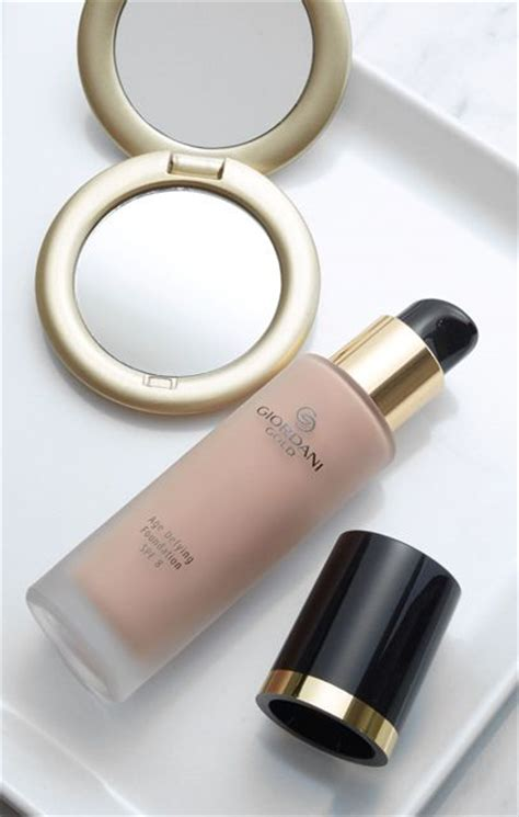 Eyeshadow Giordani giordani gold age defying foundation nearly