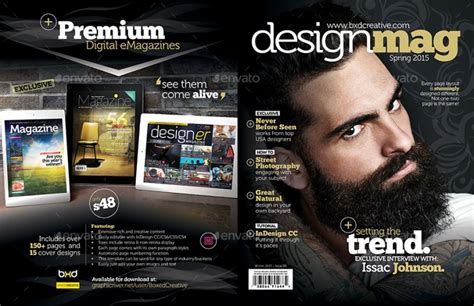 25 Best Magazine Layout Templates Webprecis Best Magazine Template