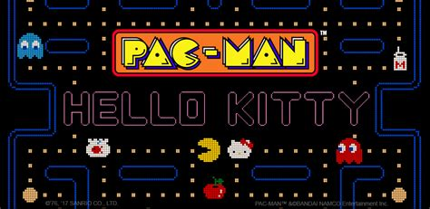 pacman screen pac and hello tie up in mobile update
