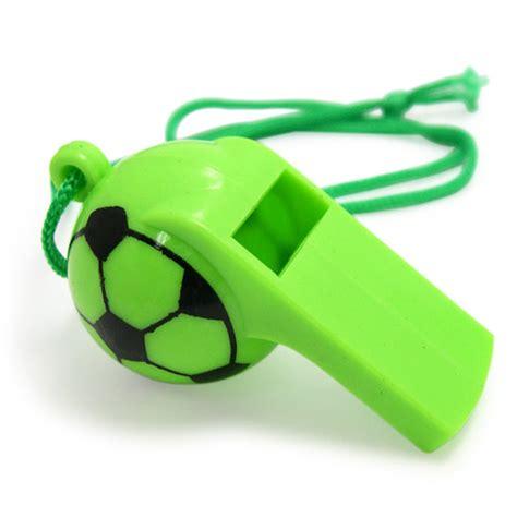 NorthPeak   Soccer Plastic Whistle   Green
