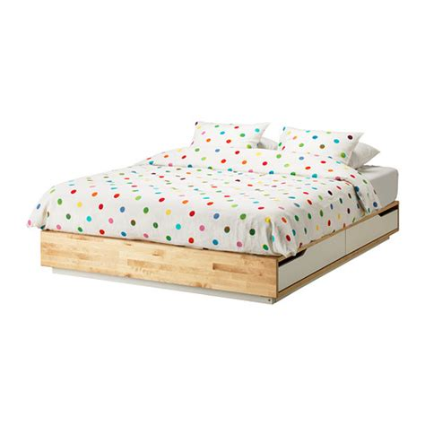 Bed Frame With Storage Ikea Home Furnishings Kitchens Appliances Sofas Beds Mattresses Ikea