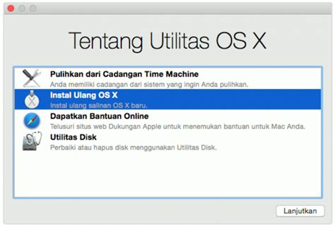 Instal Ulang Macbook Pro tutorial cara install ulang macos di mac dan macbook macpoin