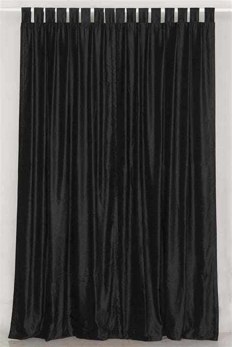 black curtain black velvet curtains black colors pinterest