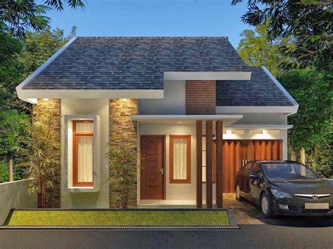 contoh layout rumah sederhana desain dan denah rumah sederhana dengan biaya murah ndik