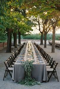 Drape Runner Ideas For A Tuscan Wedding Theme Bajan Wed
