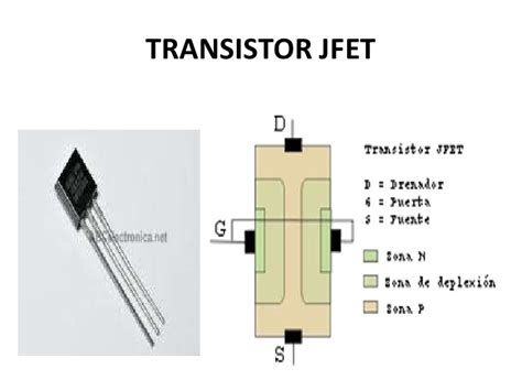 fet transistor funktionsweise transistor jfet