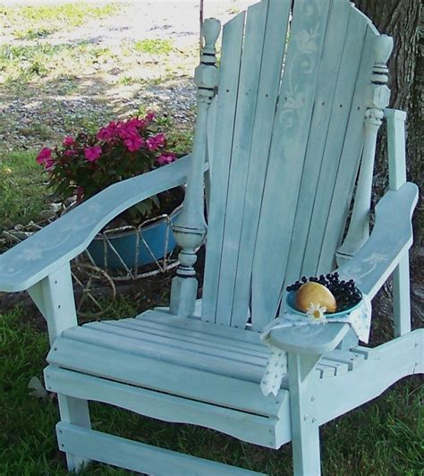 vintage shabby milk painted white wash over blue