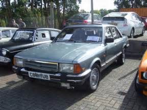 Ford Granada For Sale Ford Granada 2 8 Ghia X C Reg Sold Sold 1985 On Car