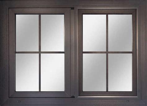 braune kunststofffenster winterfeste vorzelte dauerstandzelte schall nach ma 223