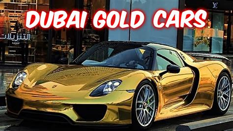 cars gold dubai cars gold cars dubai supercars 2016 in gta 5