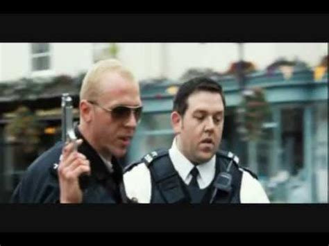 yeah boy hot fuzz hot fuzz you re a doctor deal with it youtube