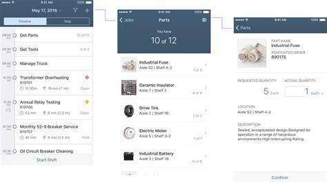 ios design guidelines navigation navigation sap fiori for ios design guidelines