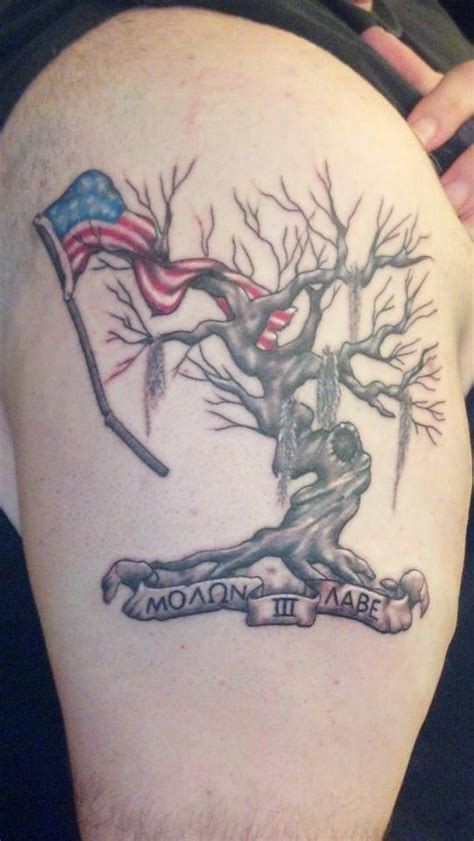 nra tattoos 17 best images about molon labe on coins
