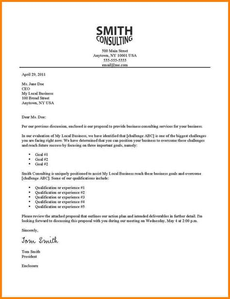 Sle Business Cover Letters by 10 How To Make A Letter Resumed