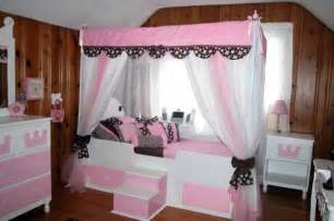 Canopy bed for your modern bedroom girls canopy beds with curtain