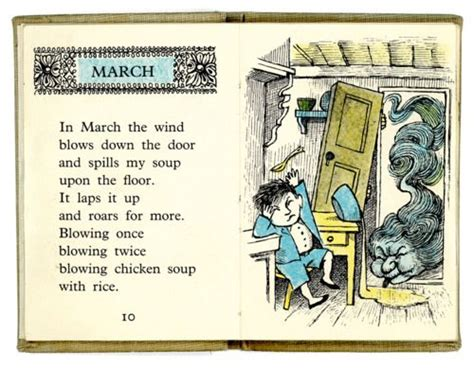 libro chicken soup with rice chicken soup with rice by maruice sendak part of the nutshell library march was my favorite