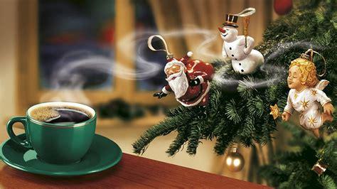 coffee christmas wallpaper christmas coffee drinks eat play thaw