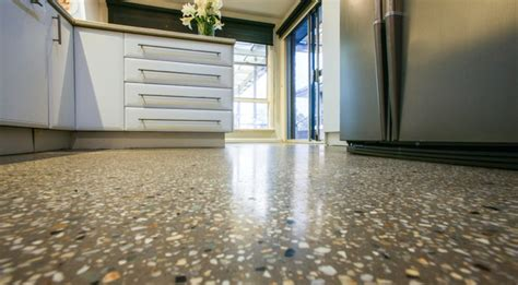 Display Homes With Polished Concrete Floors - pangaea flooring polished concrete veneer experts