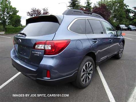 blue subaru outback 2015 2015 outback specs options colors prices photos and more