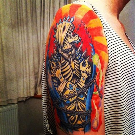 final fantasy x tattoo anima x
