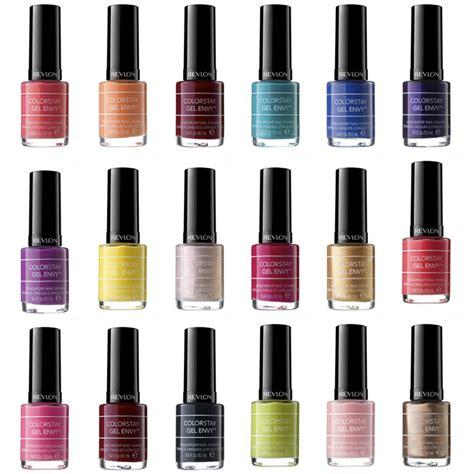 Revlon Colorstay Gel Envy Part 1 spotted new revlon colorstay gel envy longwear nail