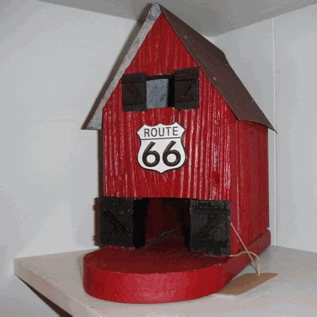 red shed home decor display little red shed birdhouse bhouse 1