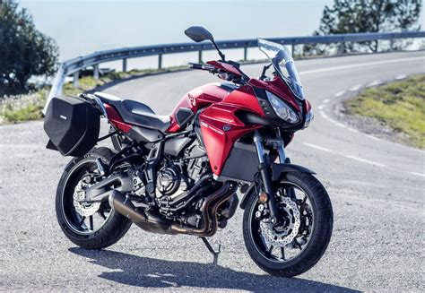 affordable motorcycle yamaha announces new tracer 700 for europe lightweight