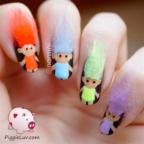 Polish Home Decor by Piggieluv Nail Art Gallery