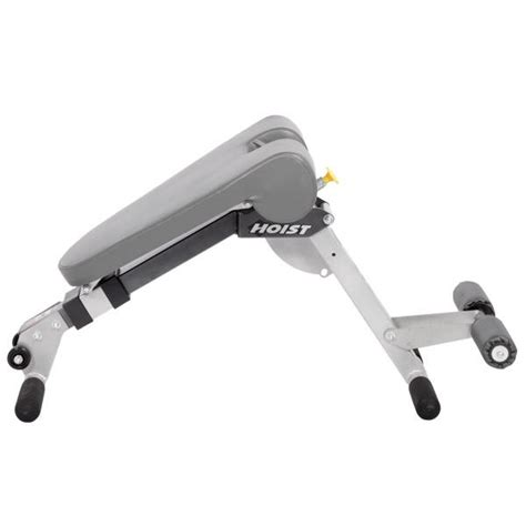 hoist adjustable bench hoist fitness hf 4263 adjustable ab back hyper bench