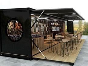 Container Bar Sea Bathroom Ideas Shipping Container Coffee Shop Design