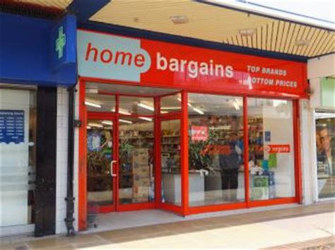 home bargains the mall eccles opening times directions