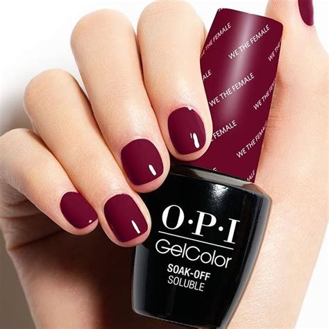 Opi Gel Nails by 25 Best Ideas About Opi Gel On Opi Gel