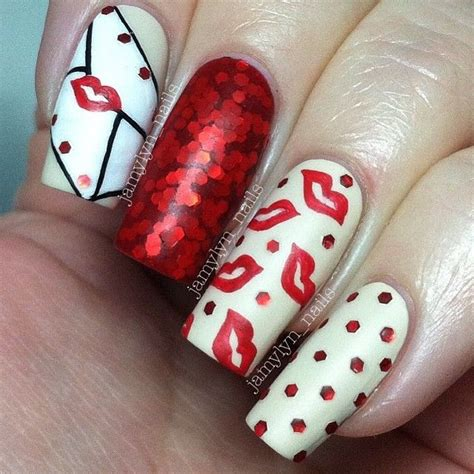 nails for valentines day day best nail designs 2018 2019 trends
