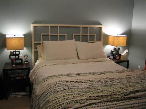 diy king size headboard bedroom diy king size wood