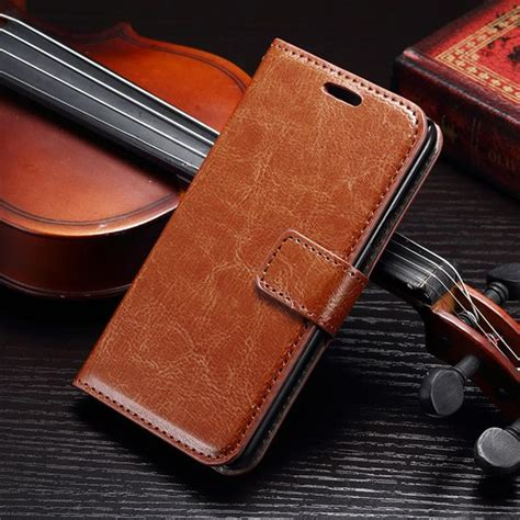 Samsung Galaxy A5 2015 Leather Vintage Wallet Card Flip Cover vintage wallet pu leather for samsung galaxy a3 a5