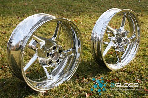 Motorrad Felgen Verchromen Lassen by 2gloss Metall Und Felgenveredelung Motorradfelgen
