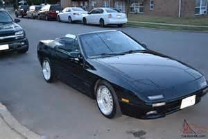 1989 mazda rx 7 convertible convertible 2 door 1 3l