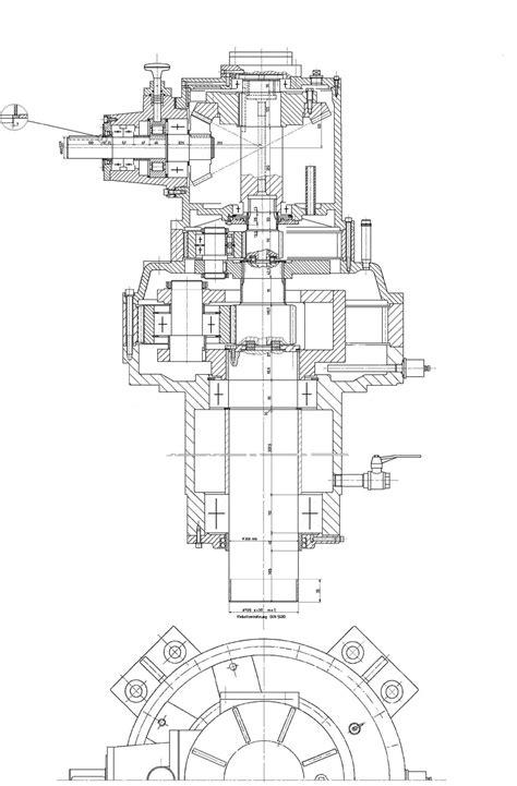 la coupe partielle dans le dessin technique 2d tge