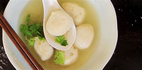 bahan membuat kuah bakso ikan resep dan cara membuat bakso ikan